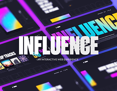 Influence - Ui project