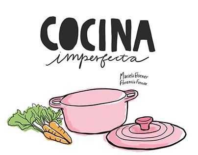 Cocina imperfecta - Libro de cocina