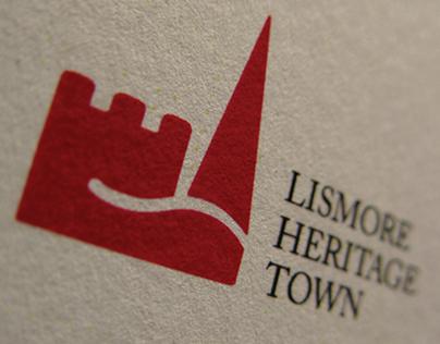 Brand Lismore - Lismore Heritage Town Logo