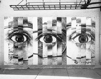 OneSight Mural
