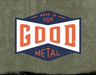 Good Metal — Brand Identity