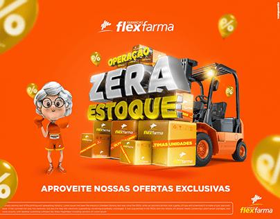Operação Zera Estoque - FlexFarma