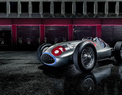Mercedes-Benz Motorsportkalender