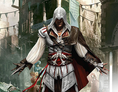 Assassin's Creed Chronicles Wallpaper Series