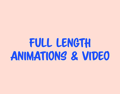 Animations & Video
