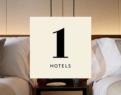 1 Hotel Branding