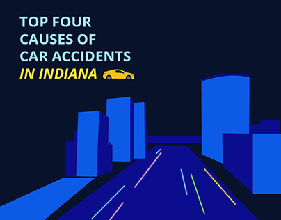 Top Four Causes of Car Accidents in Indiana