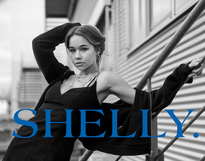 Portraits of Shelly