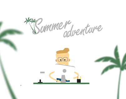 Summer Adventure - Motion