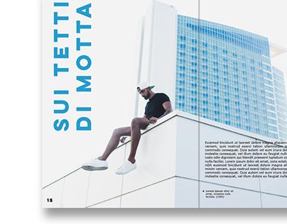La Voce di Motta - Magazine Design