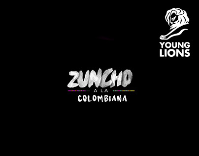 ZUNCHO A LA COLOMBIANA Design Winner