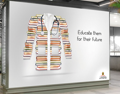 Eduaction Awarness Outdoor ad