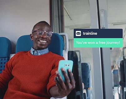 Trainline - Free ride!