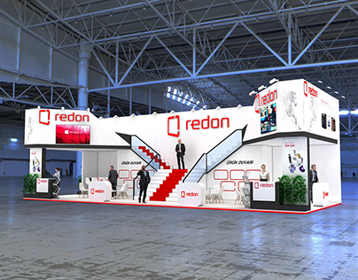 Exhibition Stand // REDON