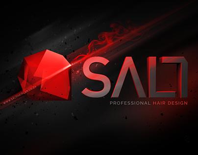 SALT logo concept