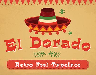El Dorado - Retro Kids Font