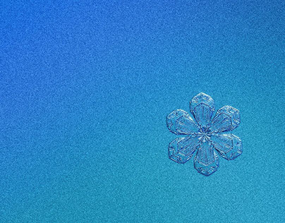 Cute Snowflake HD Wallpaper 1920x1080