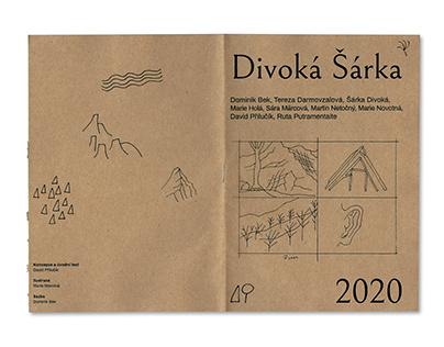 Zin for Divoká Šárka exhibition