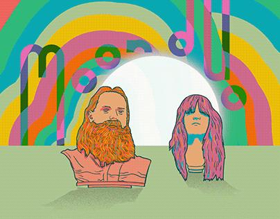 Illustratie en animatie voor The Daily Indie