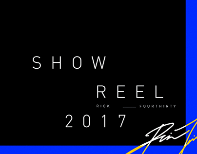 Winter Showreel 2017