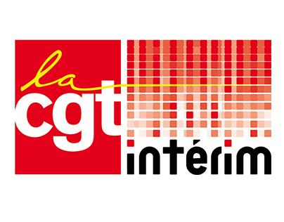 CGT Intérim - Graphical Identity - Summer 2017