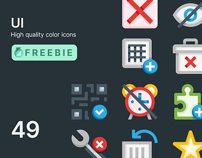 FREE. UI Icons