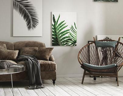 Interior Design & 3D Visualization