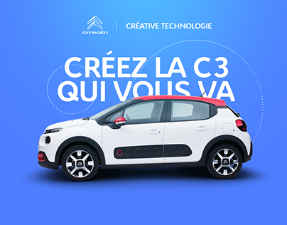 Citroen C3 Personalize Your Car