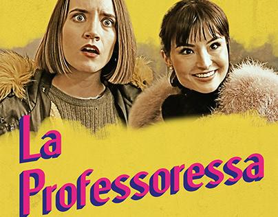 Poster La Professoressa