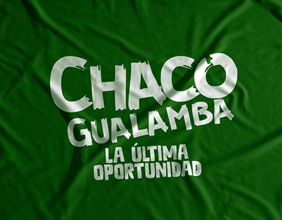 CHACO GUALAMBA