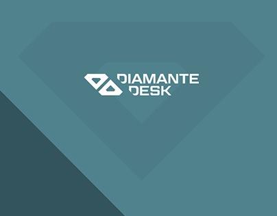 Diamante desk