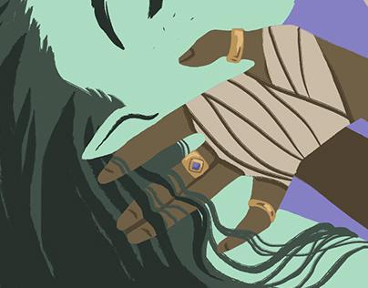 Mermaid & Gorgon
