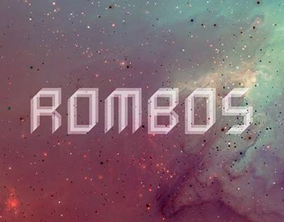 Rombos - Hombre Beat {Album Art + Branding}