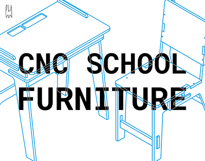 CNC School Furniture