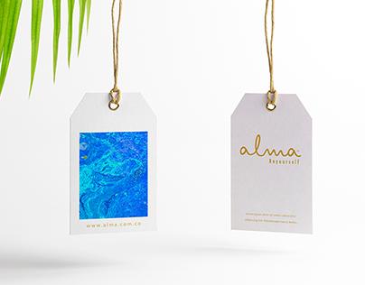 Alma // Branding