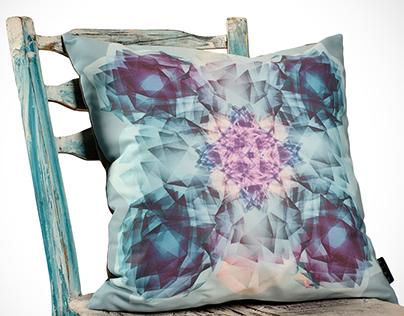 MRTHcollab - handmade pillows