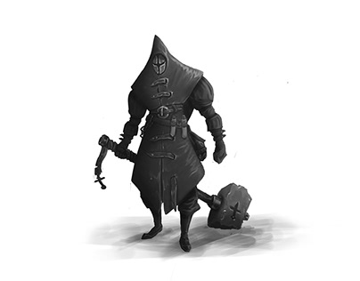Witch Hunter concept