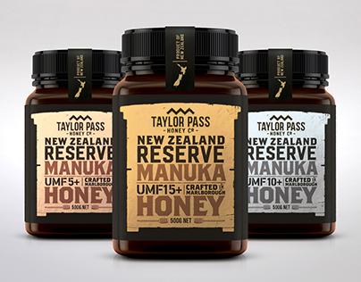 Taylor Pass Honey Co.