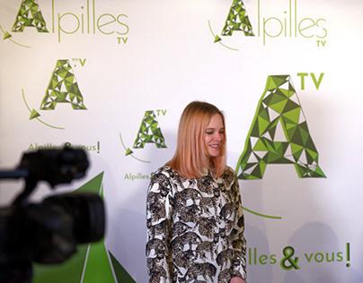 EVENTO LANZAMIENTO WEB TV // Alpilles TV (Francia)
