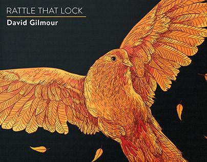 David Gilmour - Rattle That Lock / Album Cover