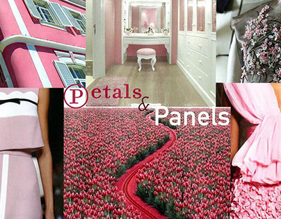 Panels & Petals (Sr. Spring Collection)