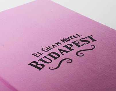 Edición estándar y edición especial Gran Hotel Budapest