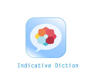 Indicative Diction