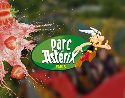 Jeu mobile Parc Asterix