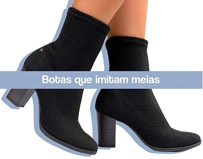 Social Media - Sapatos