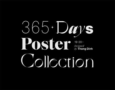 365 DAYS - Poster Collection