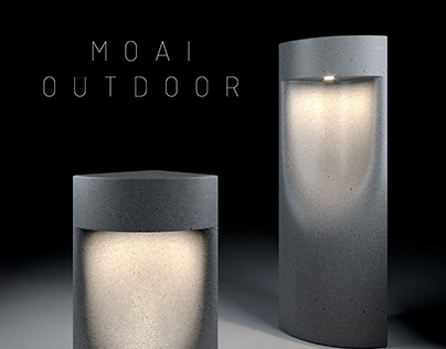 Bover_Moai Collection_3D model