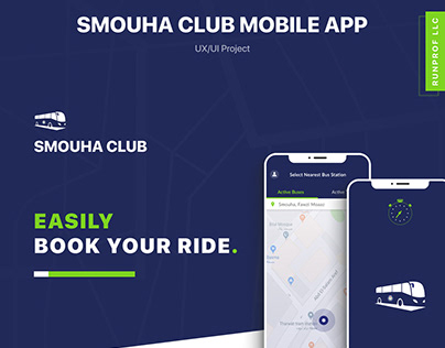 Smouha club Mobile App