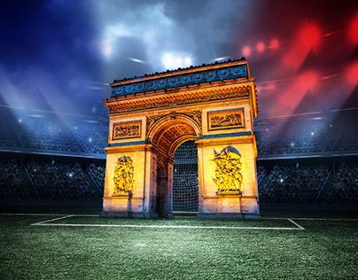 uefa euro 2016 // continental