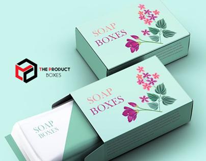 Custom Soap Boxes Wholesale!